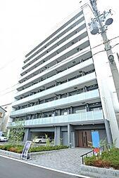 プランドール新大阪SOUTHレジデンス[4階]の外観