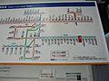 沼袋駅路線図3...