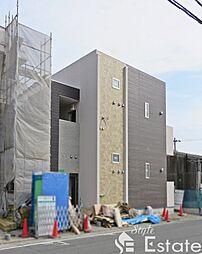名古屋市営東山線 高畑駅 徒歩6分の賃貸アパート