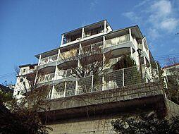 長崎県長崎市東山手町の賃貸マンションの外観