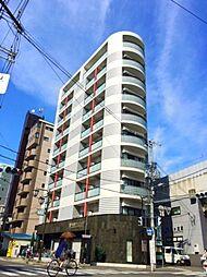 ルクレール鶴ヶ丘[10階]の外観