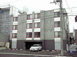 北海道札幌市北区北二十七条西7丁目の賃貸マンションの外観