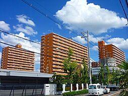ライオンズマンション若江東弐番館[102号室号室]の外観
