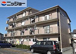 レジデンスHOSHISOU[3階]の外観