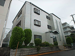 大阪府高槻市北柳川町の賃貸マンションの外観
