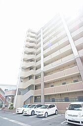 福岡県福岡市博多区竹下2の賃貸マンションの外観