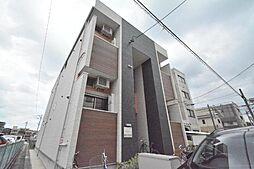 クリークコート2[1階]の外観