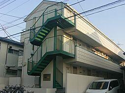 ドエル富士見[1階]の外観