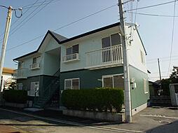 ルークフラット姫路B棟[101号室]の外観