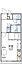 間取り,1K,面積23.18m2,賃料3.9万円,JR播但線 香呂駅 徒歩22分,,兵庫県姫路市香寺町犬飼12