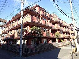 埼玉県さいたま市岩槻区本町5丁目の賃貸マンションの外観