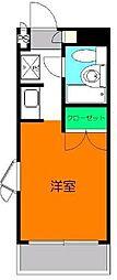 メゾン・ド・セニュール[4階]の間取り