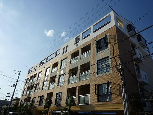 グランコートA棟[3階]の外観