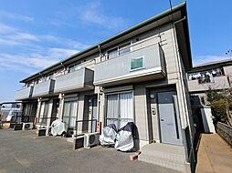 [タウンハウス] 千葉県四街道市和良比 の賃貸【/】の外観