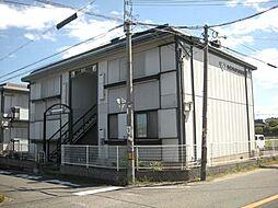 ウィンディアコスモスB棟[1階]の外観