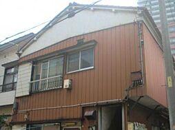 埼玉県川口市本町4丁目の賃貸アパートの外観