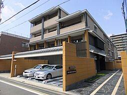 エヴァステージ京都二条[1階]の外観