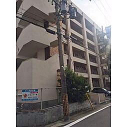 コーポ香流橋[4階]の外観