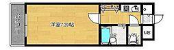 パティオス県庁前[5階]の間取り