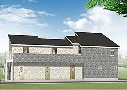 新高円寺新築計画[202号室]の外観