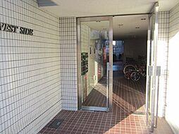 WESTSIDE[2階]の外観