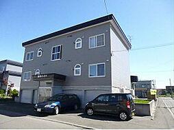北海道札幌市東区東苗穂十四条2丁目の賃貸アパート