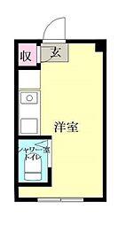 梅屋敷駅 4.9万円