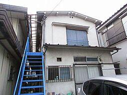 浅野アパート[203号室]の外観