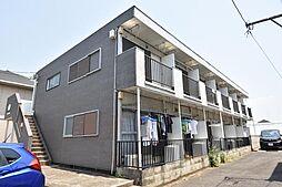 京王線 柴崎駅 徒歩10分の賃貸アパート