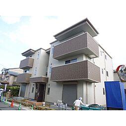 大阪府寝屋川市田井西町の賃貸アパートの外観