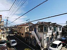 既存建物 2階からの眺望