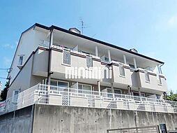 パ−クサイド高蔵寺[1階]の外観
