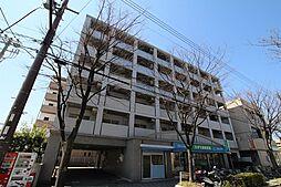 ブルネン武庫之荘[3階]の外観