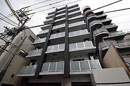 大阪府大阪市浪速区桜川4丁目の賃貸マンションの外観