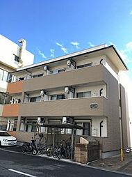 大阪府大阪市住之江区北加賀屋1丁目の賃貸アパートの外観