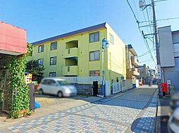 神奈川県藤沢市鵠沼海岸2丁目の賃貸マンションの外観