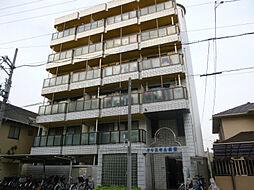 クリスタル長居[4階]の外観