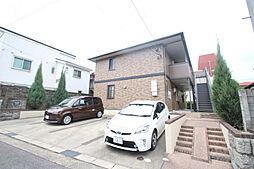 愛知県名古屋市瑞穂区師長町の賃貸アパートの外観