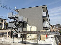 埼玉県さいたま市南区円正寺の賃貸マンションの外観