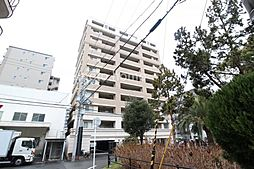 エンゼルソレーヌ江坂[7階]の外観