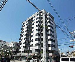 京都府京都市下京区清水町の賃貸マンションの外観