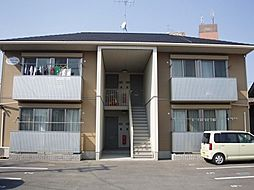 山口県山陽小野田市住吉本町1丁目の賃貸アパートの外観