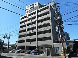 広島県広島市東区牛田新町3丁目の賃貸マンションの外観