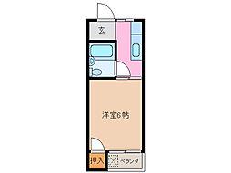 東松阪駅 1.5万円