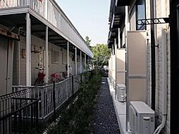 レオパレスエコースイート恵II[2階]の外観