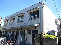 東京都昭島市福島町2丁目の賃貸マンションの外観