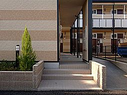 レオパレスファーレIV[1階]の外観