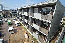 FLEX川口II WEST[3階]の外観