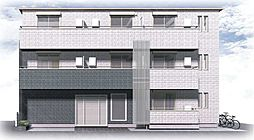 (仮称)フィカーサ戸手本町[303号室号室]の外観