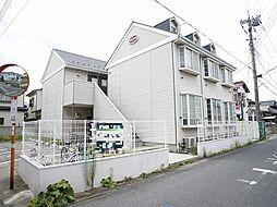 埼玉県久喜市南2丁目の賃貸アパートの外観